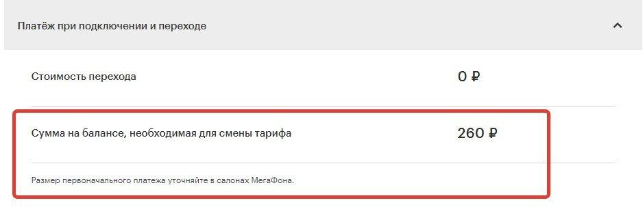 Тариф «Включайся слушай» Мегафон за 350 рублей