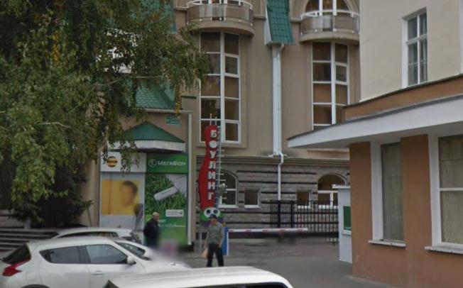 Головной офис Мегафон в Воронеже